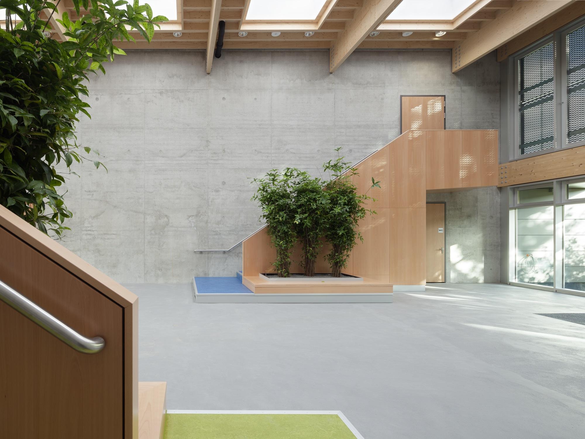 h rsaalgeb ude darmstadt egger kolb architekten. Black Bedroom Furniture Sets. Home Design Ideas