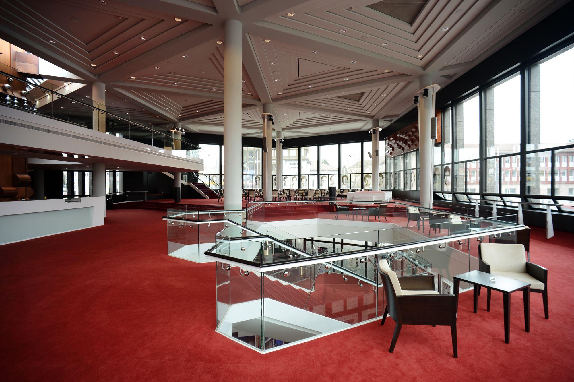 theater heilbronn egger kolb architekten. Black Bedroom Furniture Sets. Home Design Ideas