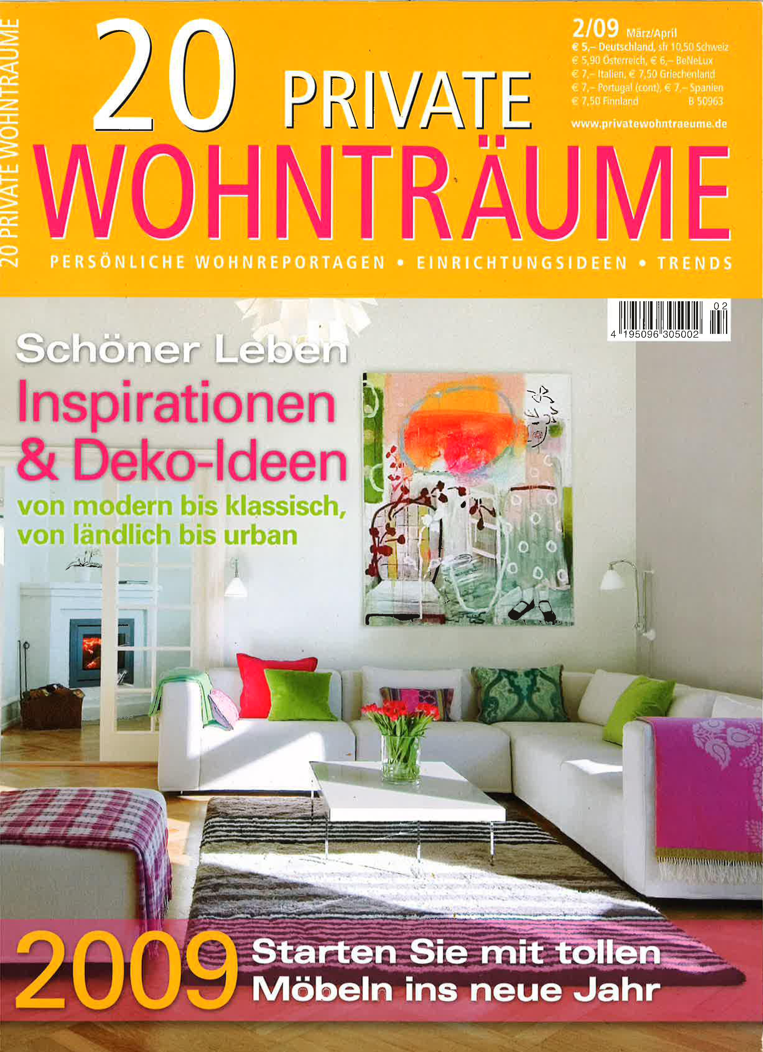 Hauserweiterung Geradstetten in Wohnträume 2009 - Egger Kolb Architekten