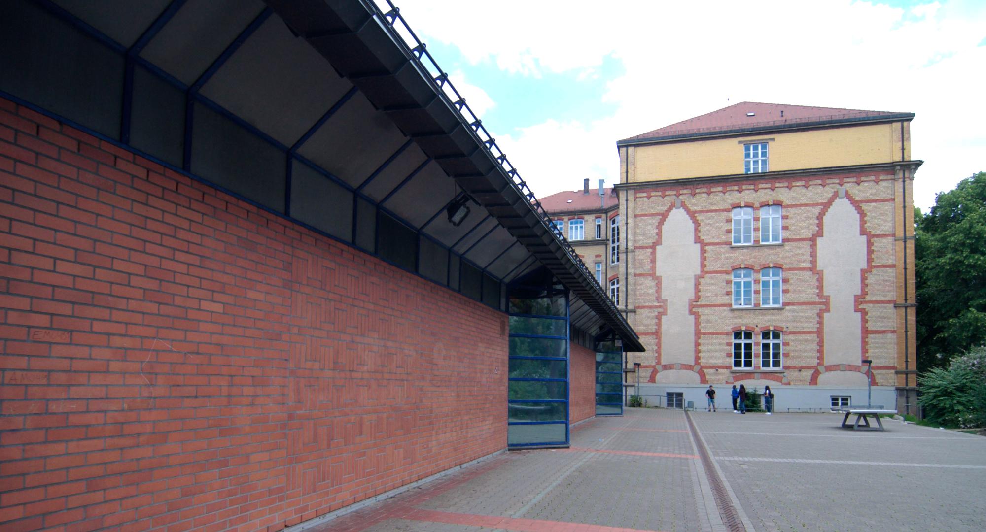 Jahnsporthalle Campus